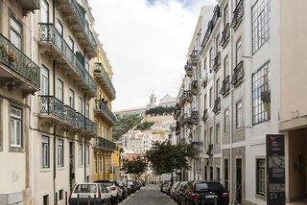 Lisbon Serviced Apartments - Castelo Sao Jorge