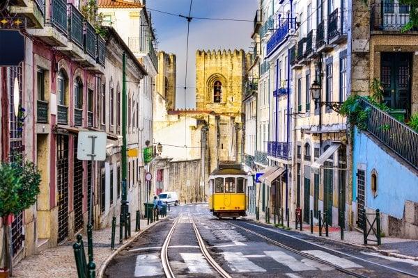 Portugalsko, Lisabon: Mesto moreplavcov