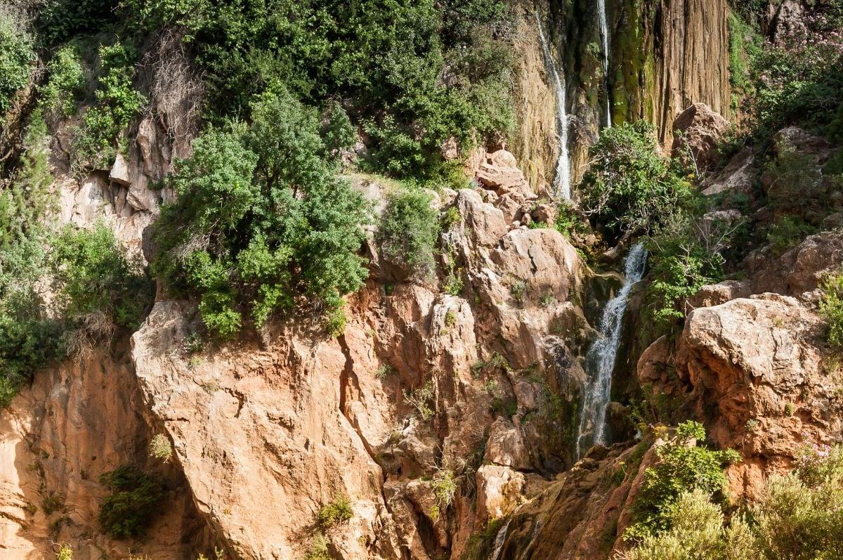 vodopády Immouzer
