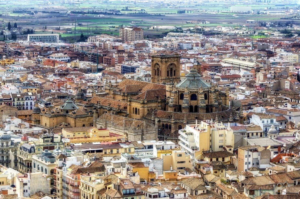 Katedrála Gradana Španielsko