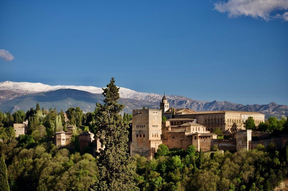 sierra nevada španielsko