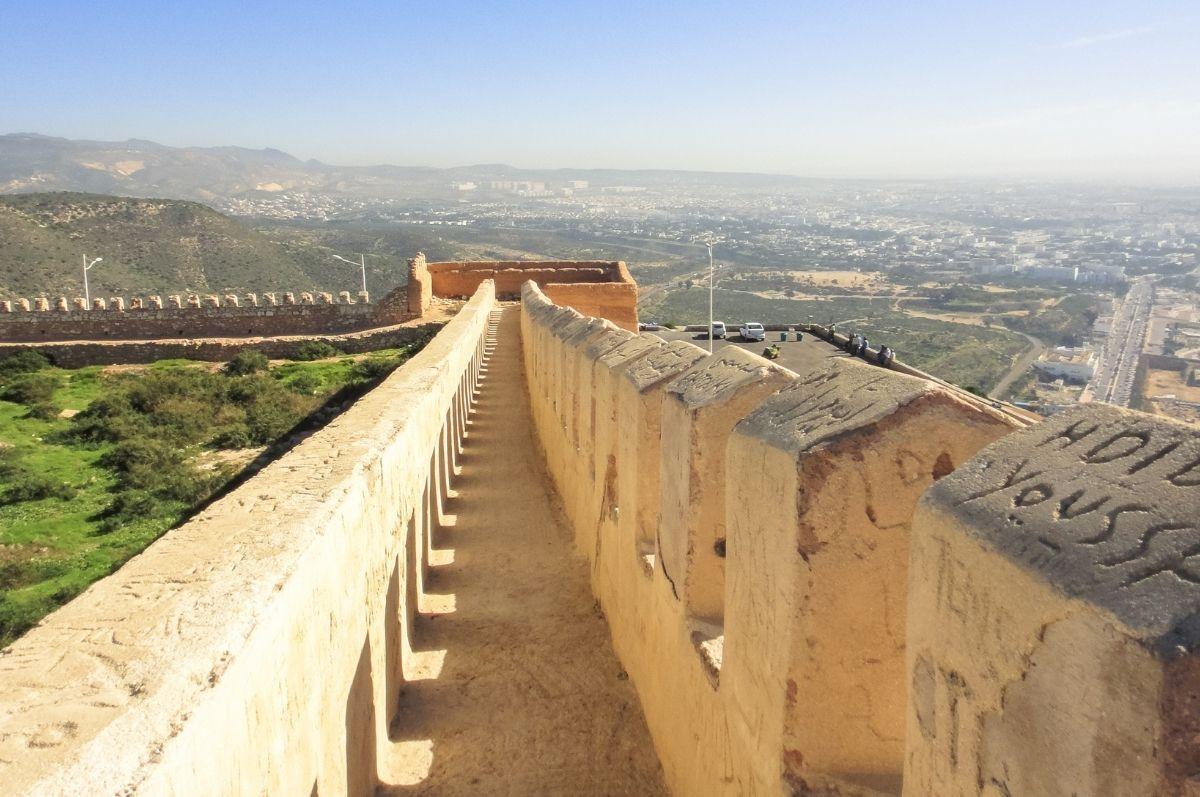 pevnosť Kasbah Agadir Maroko