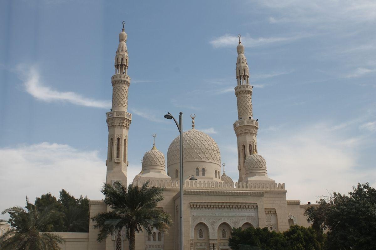 mešita Jumeirah v Dubaji