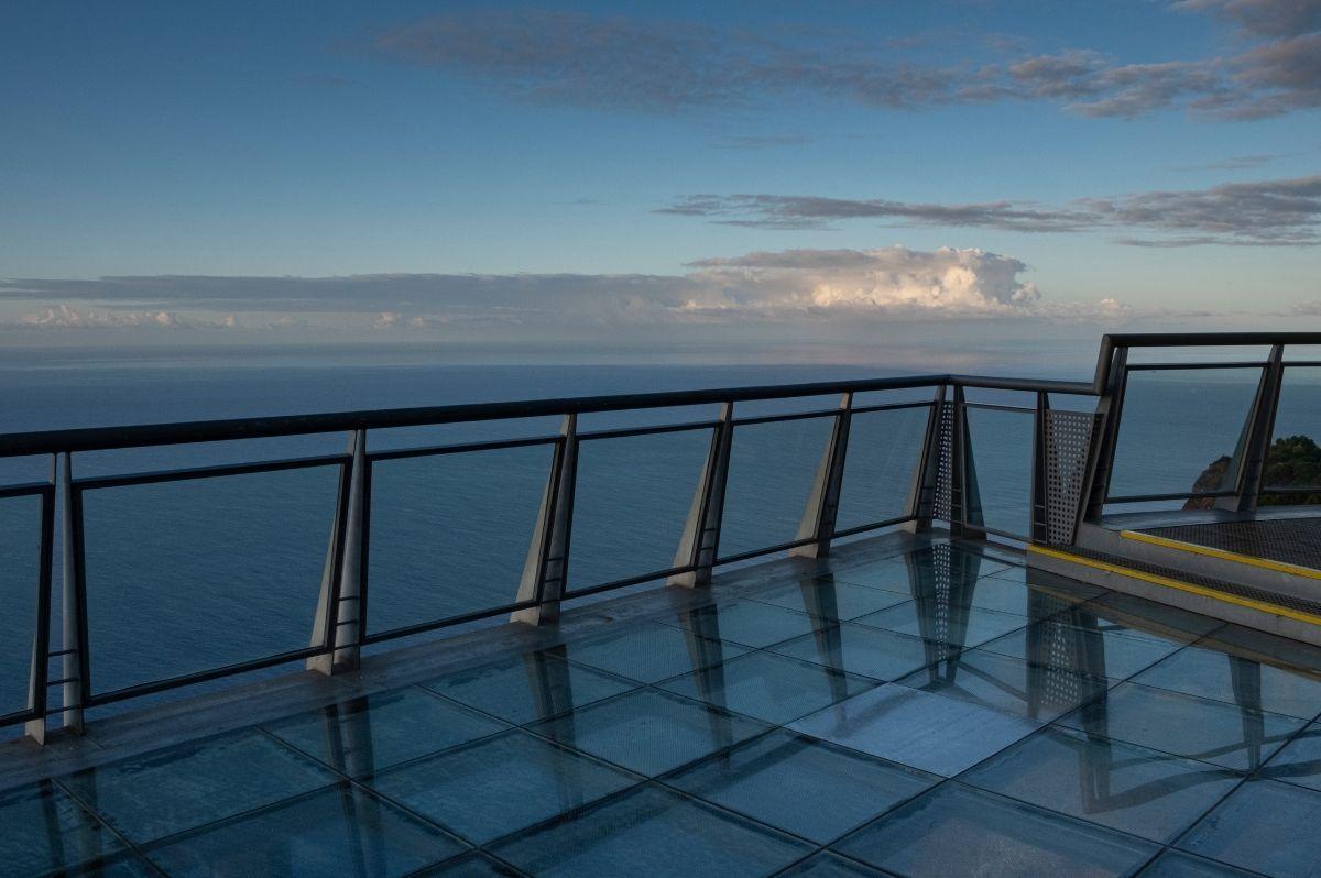 Cabo Girão vyhliadka