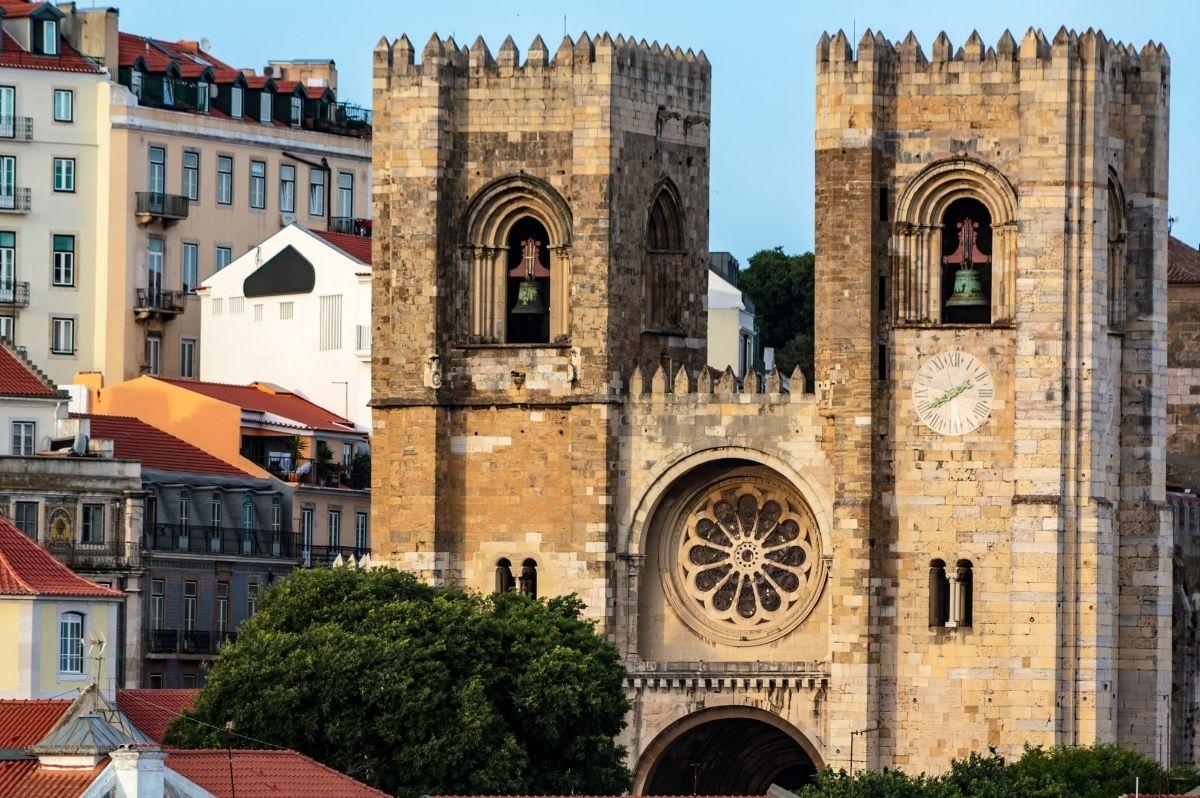 katedrála sé lisabon