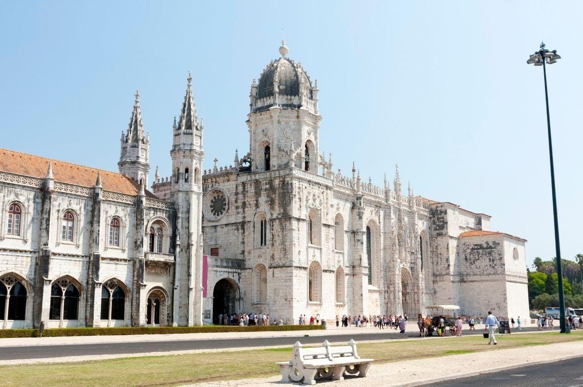 kláštor jeronimos lisabon